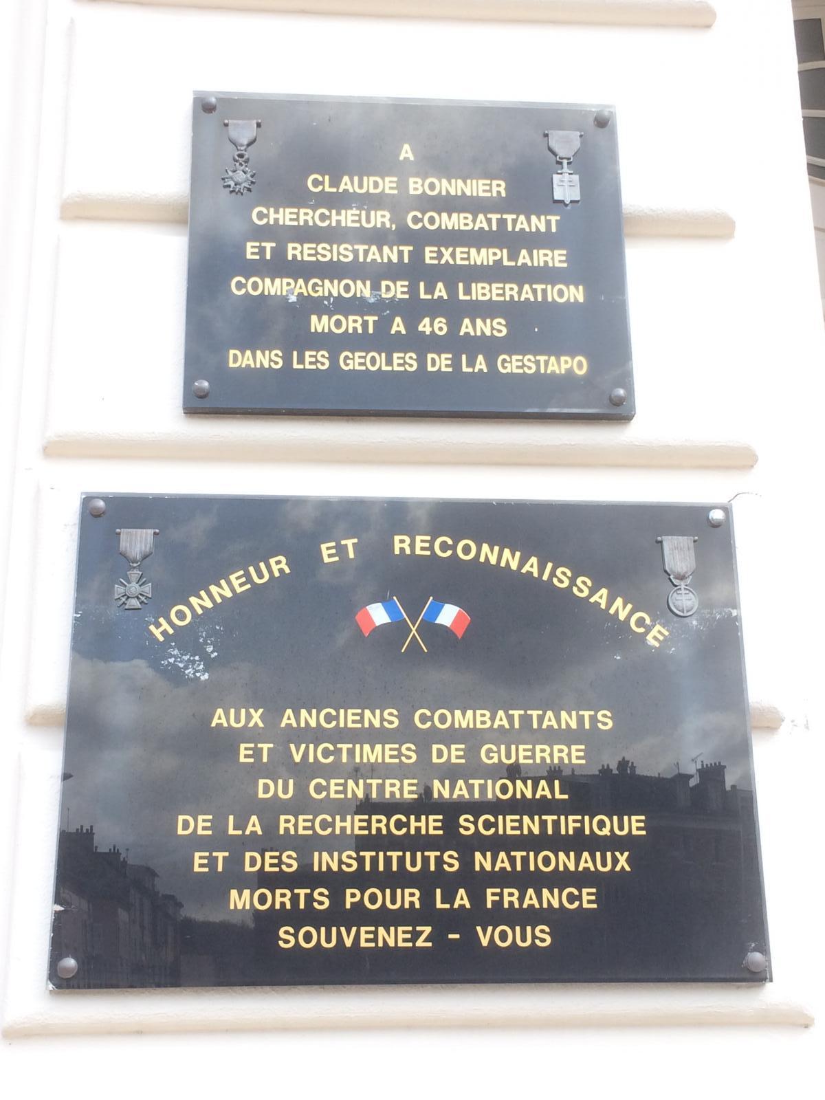 Monument meudon les monuments aux morts - L office national des anciens combattants et victimes de guerre ...