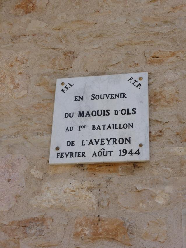 Monument à Ols-et-Rinhodes | Les monuments aux morts