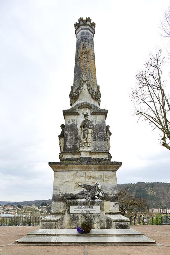 monuments de cahors