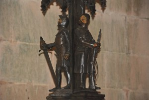 Portugal-Batalha soldat inconnu 4