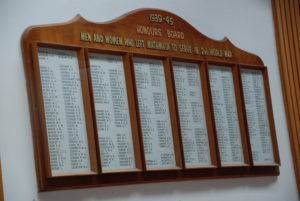 NZ-Matamata Mémorial 6